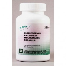 B Complex Multivitamin - For Periods of Trauma, Injury or Stress