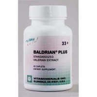 Baldrian Plus - Natural Muscle Relaxant