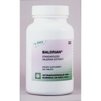 Baldrian - Natural Sleep Aid