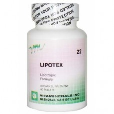 Lipotex-Metabolism Support